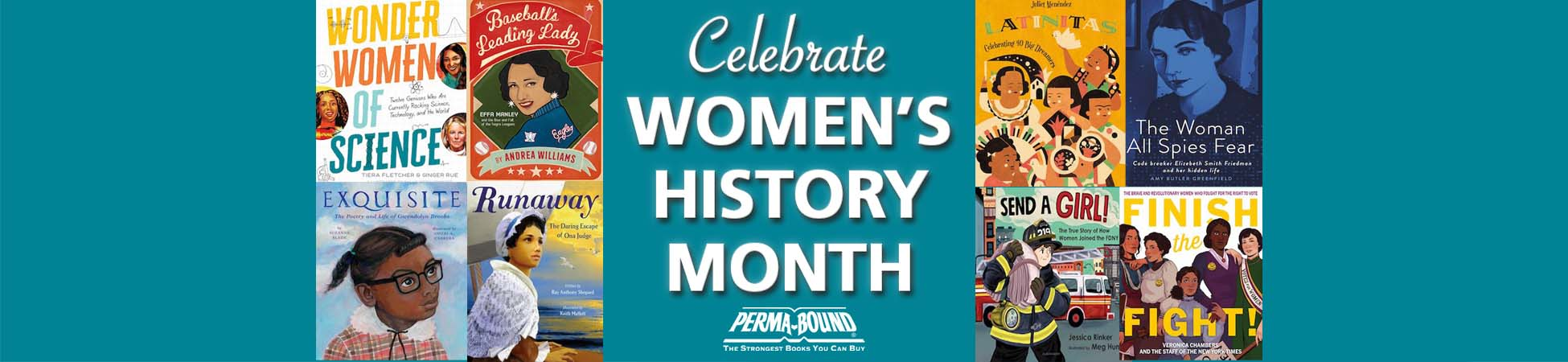 Women's History Month at Perma-Bound
