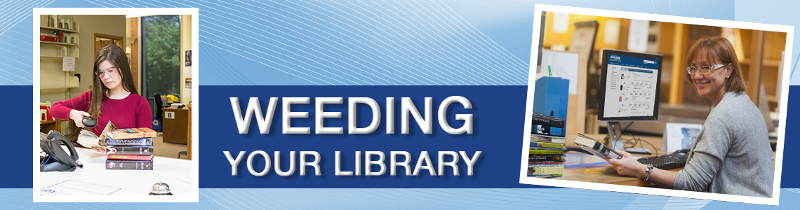 Weeding your library collection