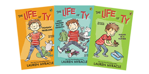 Lauren Myracle Covers