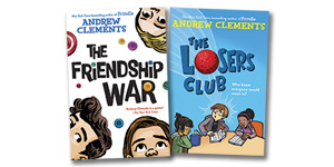 Andrew Clements Covers