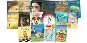 Kate DiCamillo Covers