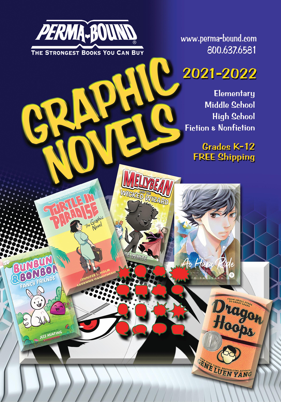 Graphic Novels Catalog