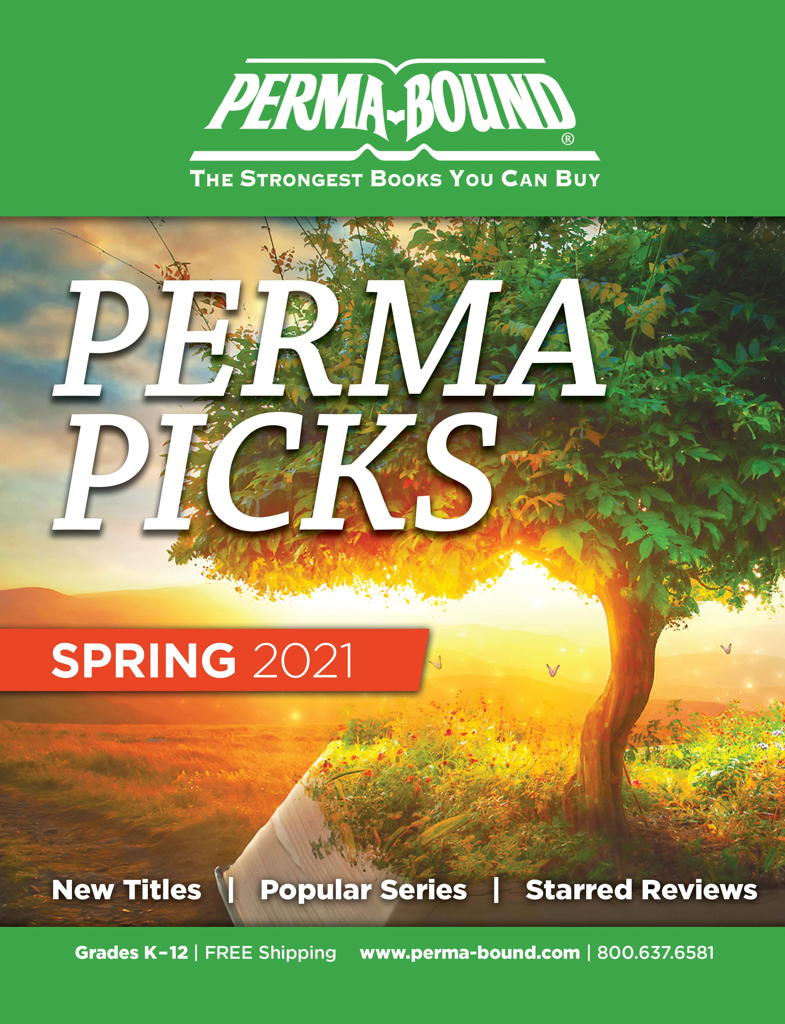 Perma Picks Spring Catalog