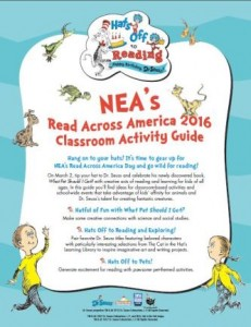 2016 Read Across America Activity Guide
