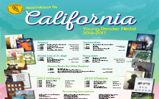 California Young Reader Poster 16
