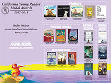 California Young Reader Medal 17 Poster