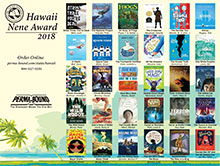2018 Hawaii Nene Award Poster
