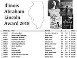 Illinois Award List 2018