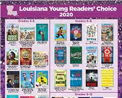 Louisiana Young Readers Poster
