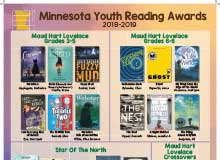 Minnesota Book Awards 2018-19