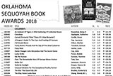 Oklahoma Sequoyah Award 2018