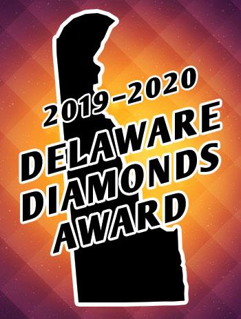 Deleware Diamonds Award 2020