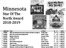 Minnesota Star of the North Award Flyer 2018-19