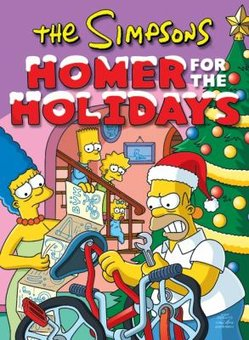 Simpsons Comics/ Homer for the holidays