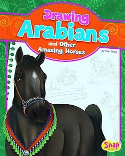 Drawing Arabians and other amazing horses