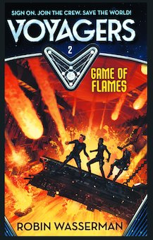 Game of flames: bk 2