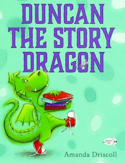 Duncan the story dragon