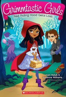 Red Riding Hood gets lost