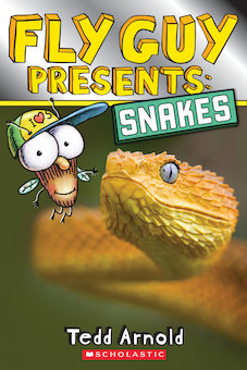 Fly Guy Presents Snakes