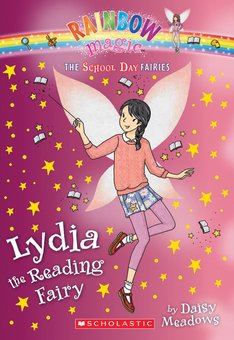 Lydia the Reading Fairy