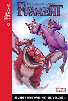 Figment: Journey into Imagination: Volume 2