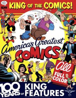 King of the Comics: 100 Years of King Features: America's Greatest Comics