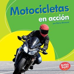 Motocicletas en accion (Motorcycles on the Go)