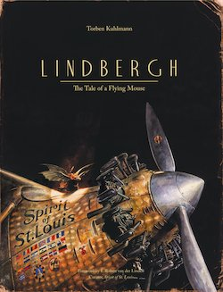 Lindbergh: The Tale of a Flying Mouse