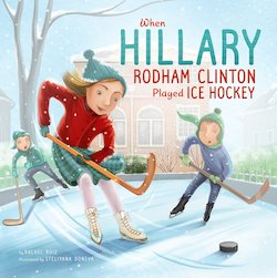 when hillary rodham clinton played ice hockey  perma