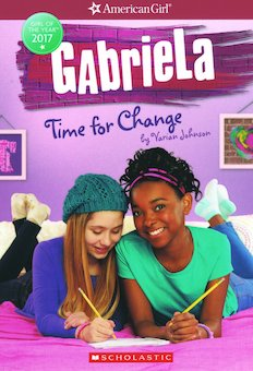 Gabriela: Time for Change