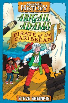Abigail Adams, Pirate of the Caribbean