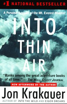 into thin air rhetorical analysis View essay - into thin air rhetorical strategies from english ap languag at  prior lake high school ap language and composition into thin air by: john.