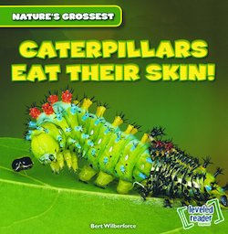 Caterpillars Eat Their Skin!