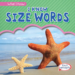I Know Size Words