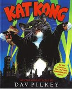 Kat Kong: Starring Flash, Rabies, and Dwayne and Introducing Blueberry as the Monster