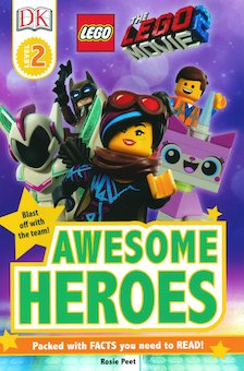 The LEGO Movie 2 Awesome Heroes