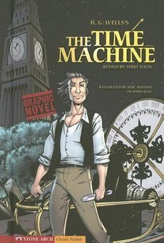 an analysis of the book the time machine by hg wells The film is taken from the novel by h g wells  the time machine remains a  the time traveller in this film is named 'george' where as in the book he is.