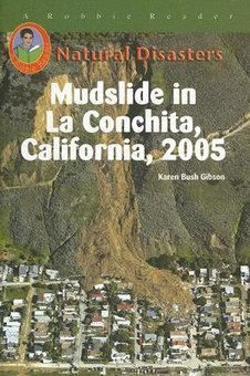 Mudslide in La Conchita, California, 2005