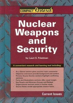 Nuclear Weapons and Security