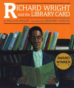 a literary analysis of the library card by richard wright Library card # login with your  proletarian literature (from the latin proletarius,  wald also gave significant attention to richard wright,.