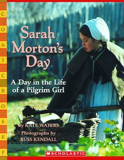 Cover of Sarah Morton's Day by Kate Waters