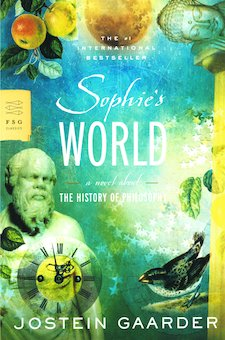 an analysis of jostein gaarder Sophie's world by jostein gaarder - chapter 3: the myths summary and analysis.
