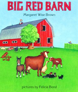 The big red barn by margaret wise brown