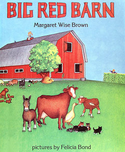 Image result for big red barn cover