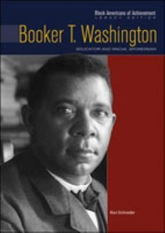 an overview of the life work by booker taliaferro washington an american educator Booker t washington belongs in the canon of american statesmen, offering all  americans a deeper understanding of the nature of freedom.