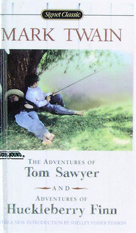 Adventures Of Tom Sawyer/Adventures Of Huckleberry Finn