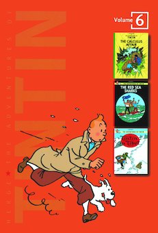 Adventures Of Tintin: #6