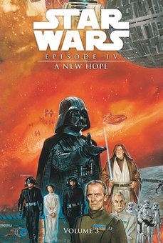 star wars, episode iv: a new hope, vol. 3 - perma-bound books