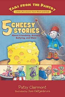 5 Cheesy Stories: About Friendship, Bravery, Bullying, and More