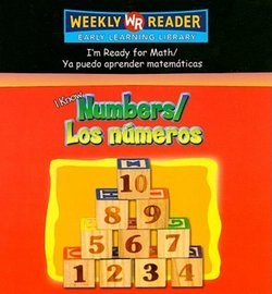 I know numbers = los numeros